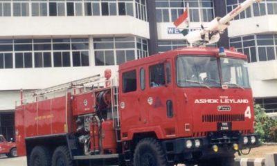 Ashok Leyland F23 CFT