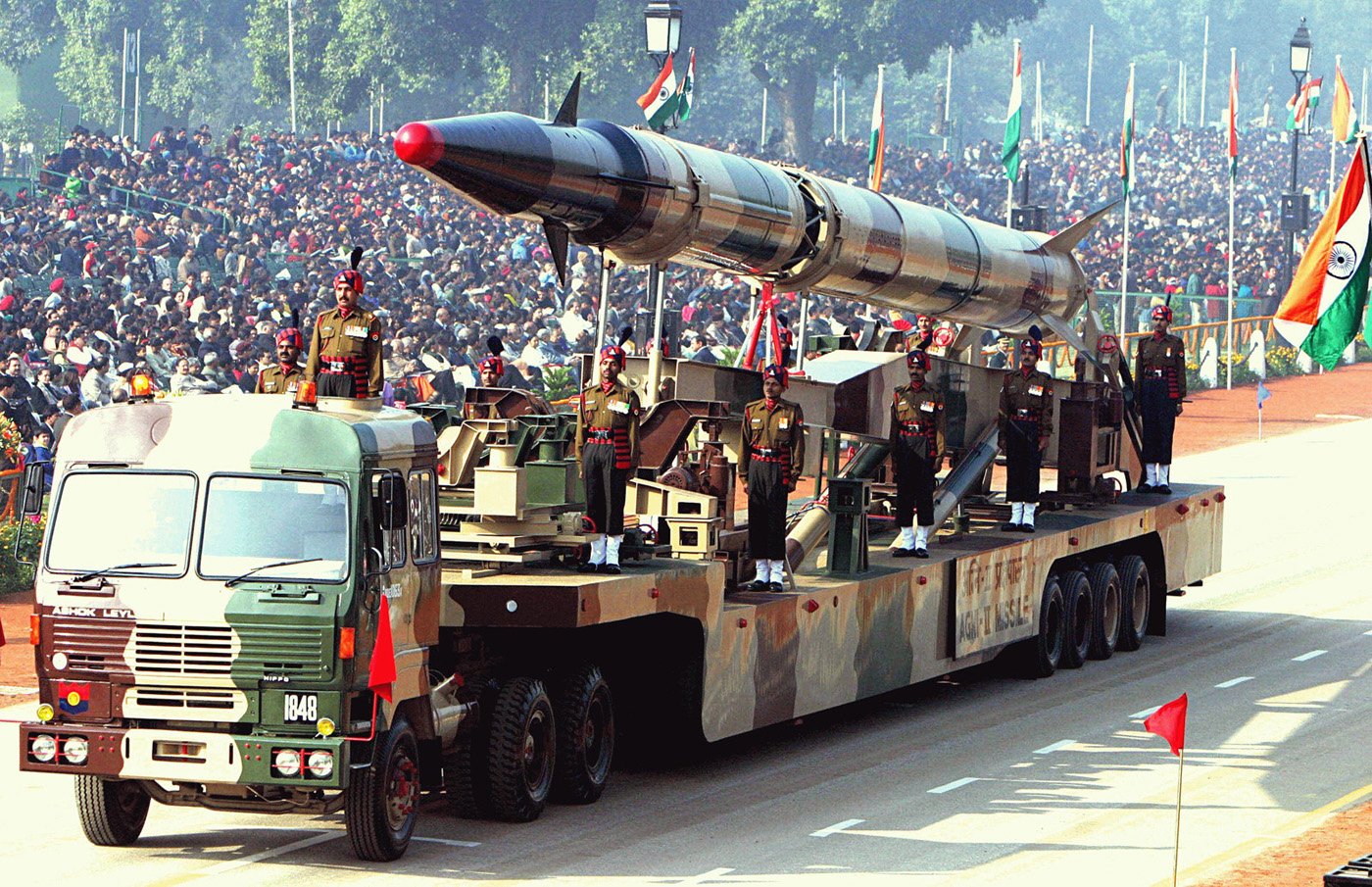 Ashok Leyland Hippo Military