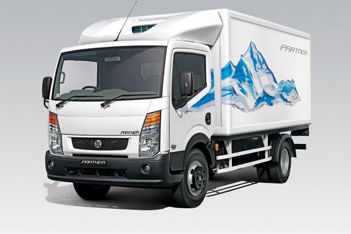 Ashok Leyland Partner 2012