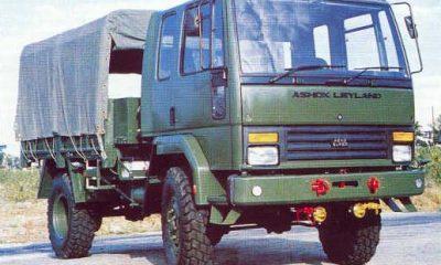 Ashok Leyland Super Azad