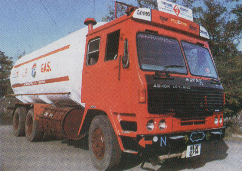 Ashok Leyland Taurus