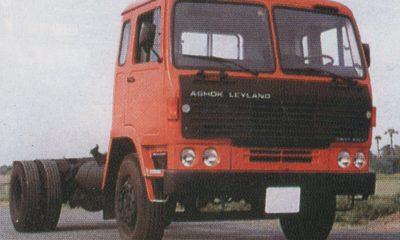 Ashok Leyland Tusker