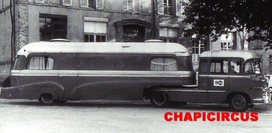 Assomption Ford 'Cirque Amar'