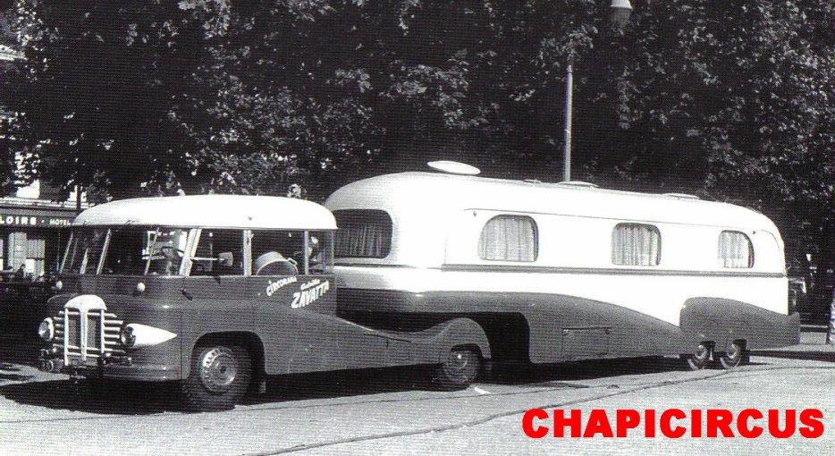 Ford 'Cirque Gruss-Jeannet'