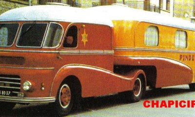 Assomption Ford F798W 'Cirque Pinder' 3rd variant