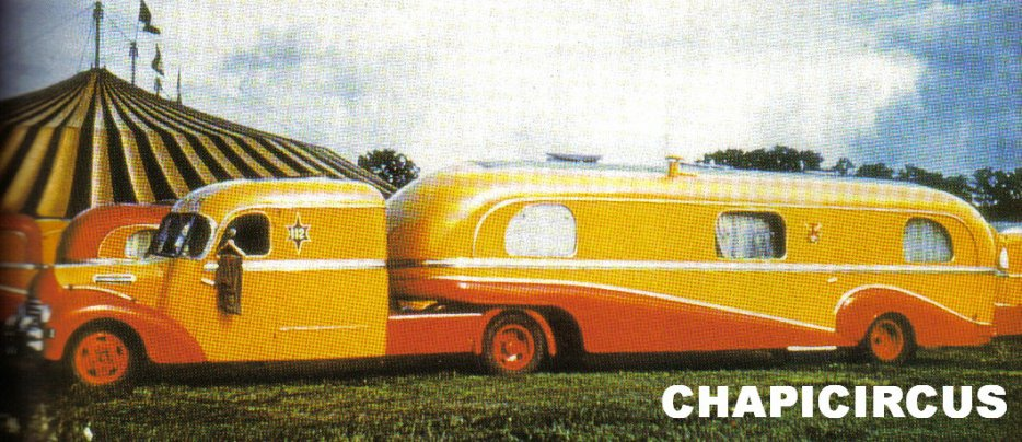 Assomption Ford G8TA 'Cirque Pinder'