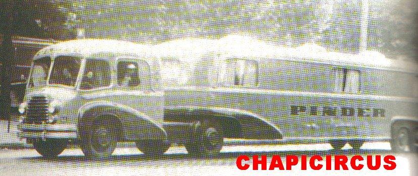 Assomption Ford F798W 'Cirque Pinder' 2nd variant