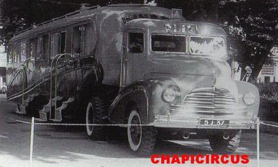 Assomption Marmon M426 'Cirque Pinder'
