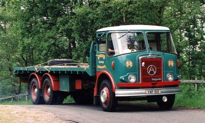 Atkinson Mk I with fibreglass cab