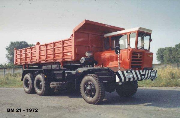 Astra BM21