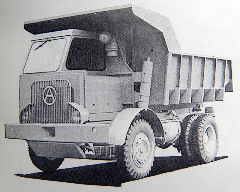 Atkinson DT745/6