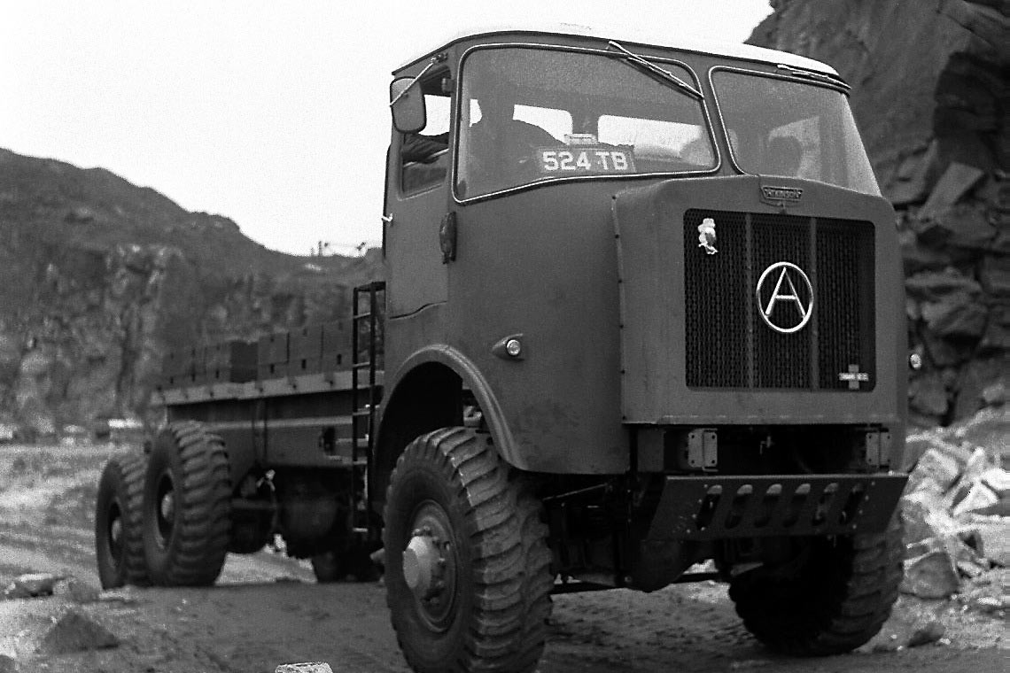 Atkinson Mk I 6x6 for Australia