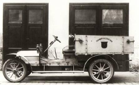 Austro-Daimler 20 PS