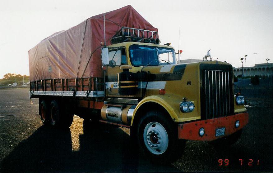 Atlas Diesel with Cummins-350 diesel