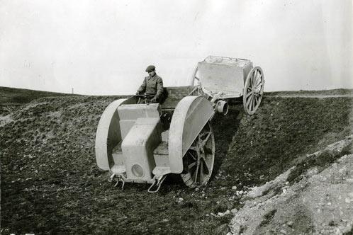 Daimler-Pferd