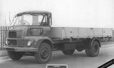 Austin FG K100