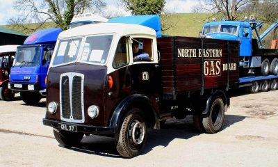 1954 Austin K4