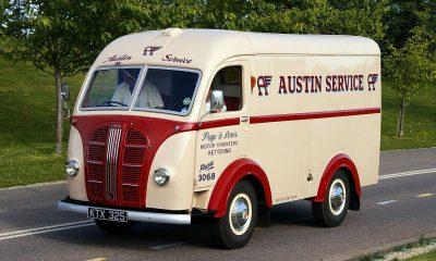 Austin K8