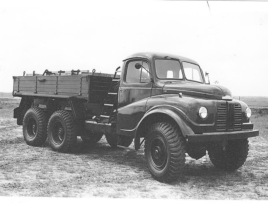 Austin K9 6x6