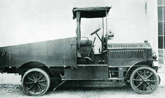 Austro-Daimler M09