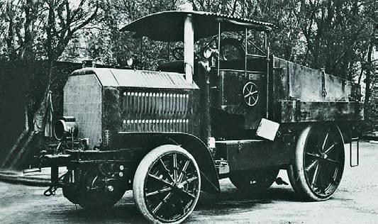Austro-Daimler M12