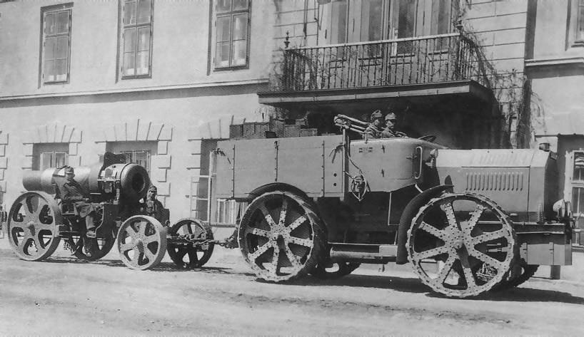 Austro-Daimler M.17