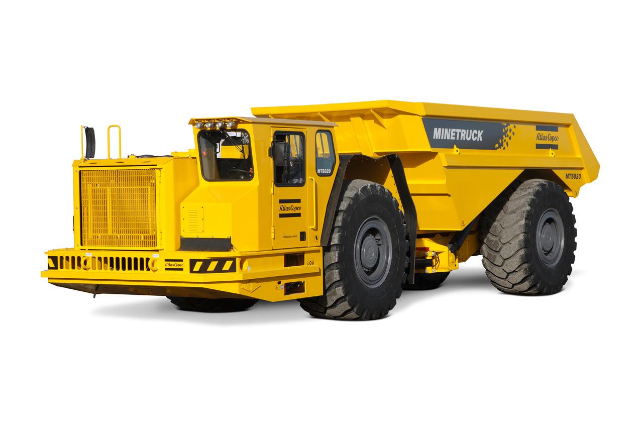 Atlas Copco Minetruck MT5020
