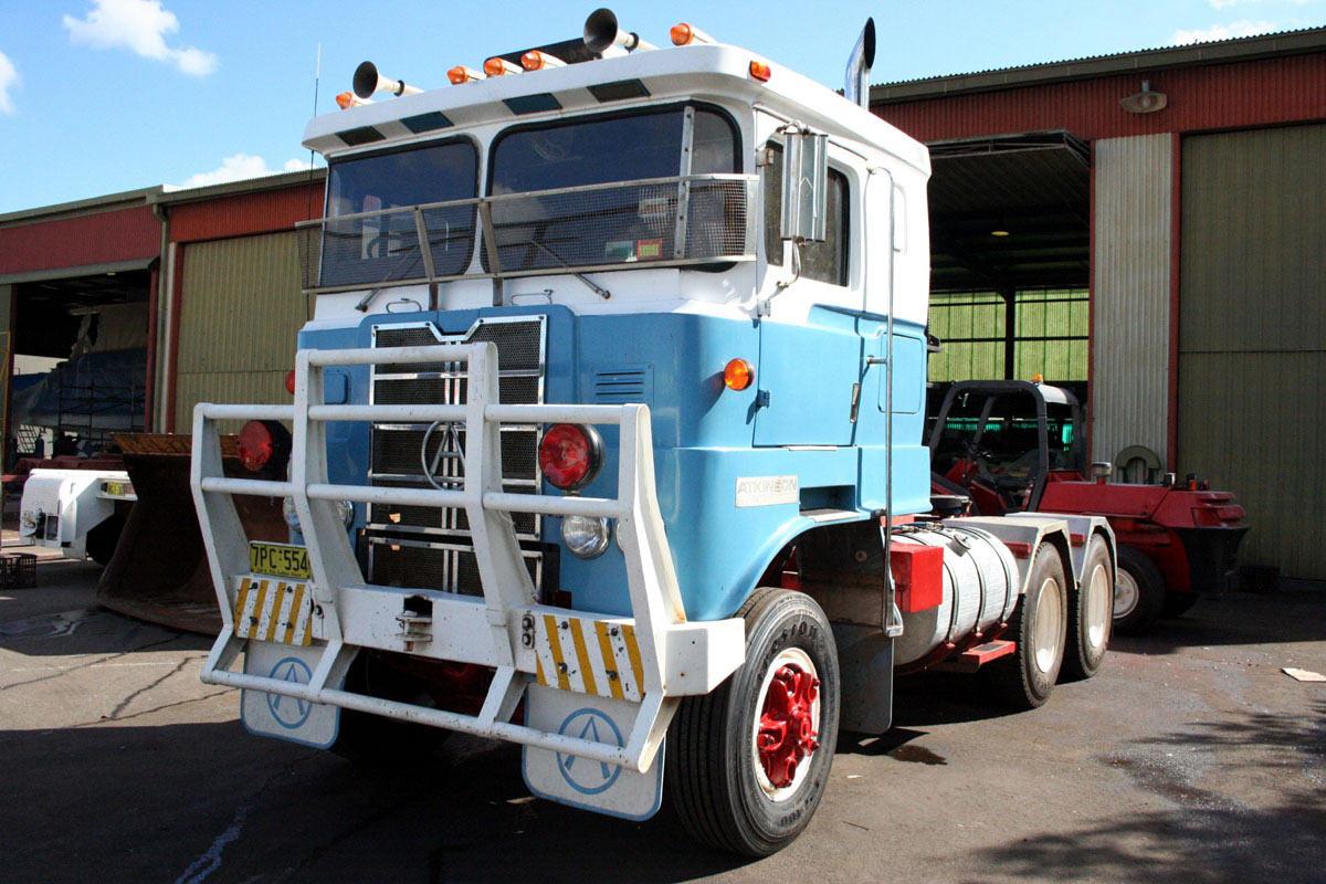 Atkinson 3800 Mk 3
