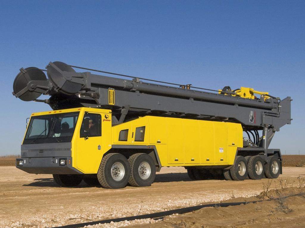 Atlas Copco Predator Drilling System