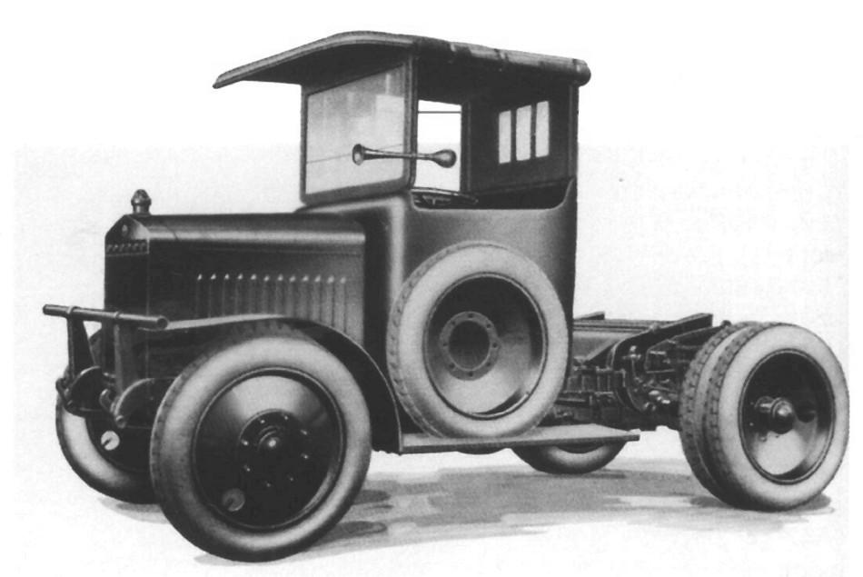 Auto-Traction 20cv