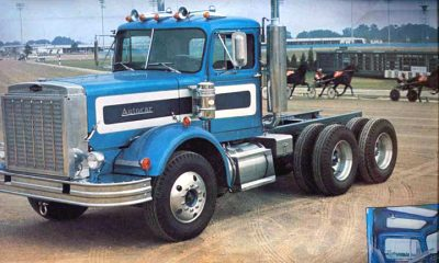 Autocar A64B Show Truck