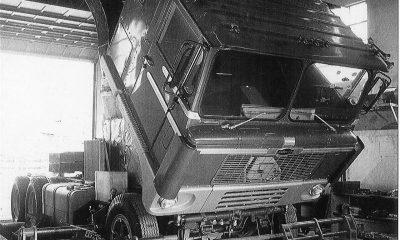 Autocar GT7464TDB