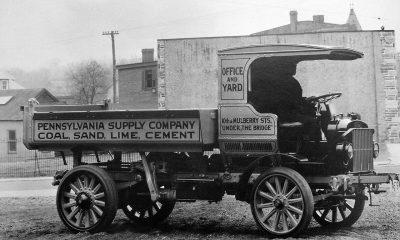 1922 Autocar XXVII-H From Autocar Trucks: 1899-1950 photo archive book