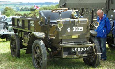 1917 Autocar Type XXI