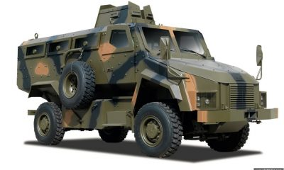 BMC 350-16Z MRAP
