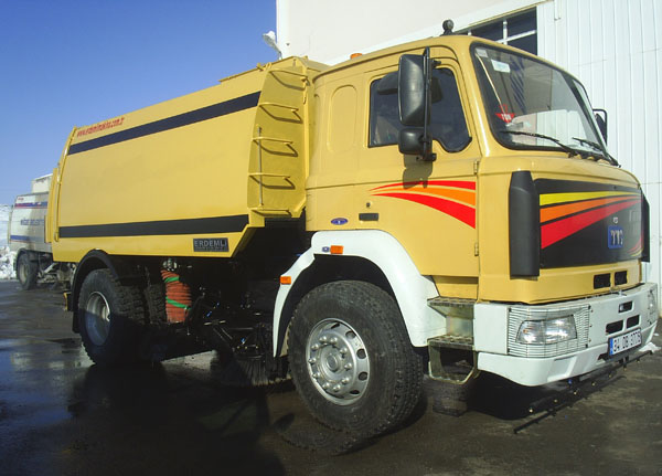 BMC Fatih 180