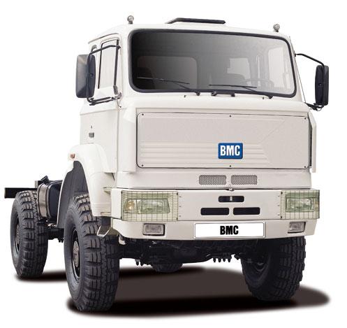 BMC Intercooler 215-13 4WD