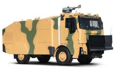 BMC Riot Control Vehicle