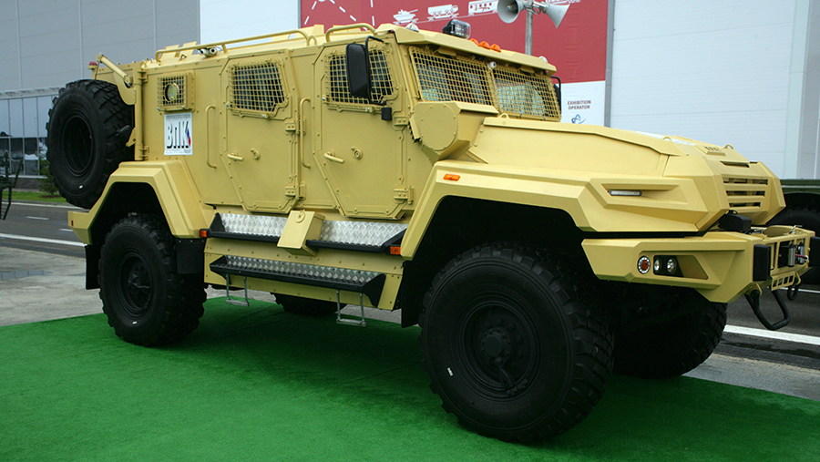 Завершение VI Международного военно-технического форума «Армия-2020» в Московской области