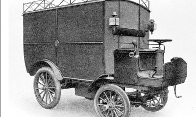 A.B.A.M. Paketwagen