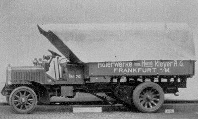 Adler 3-tonner