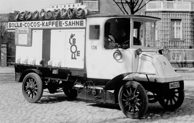 A.A.A. Lieferwagen