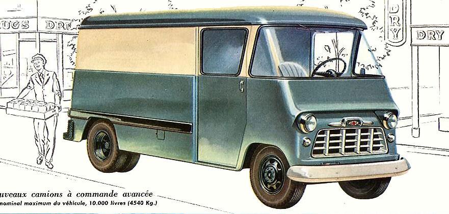 1956 Chevrolet Series 3000