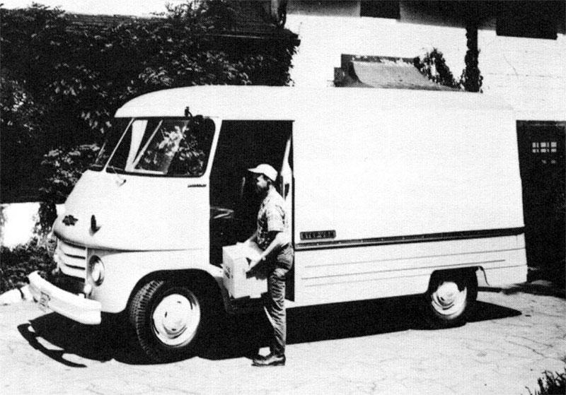 1960 Chevrolet Step-Van