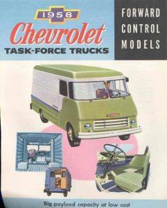 Chevrolet Forward Control 1958