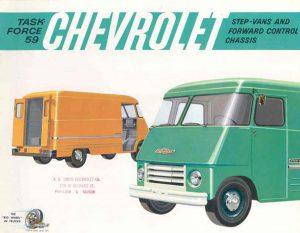 Chevrolet Forward Control 1959