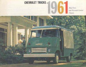 Chevrolet Forward Control 1961