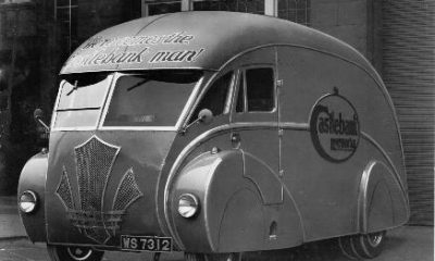 Albion Model 119 with Holland Coachcraft body
