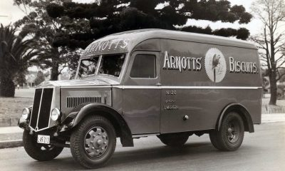Albion Model 126 Arnott's Biscuits