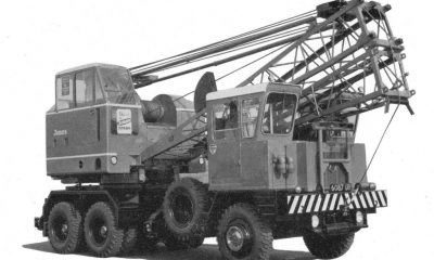 Atkinson Crane Carrier Chassis with KL66 crane